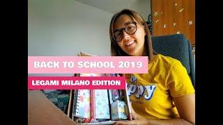 BACK TO SCHOOL 2019 - Legami edition |2.0