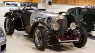 1924 bentley twin turbo jay leno s garage