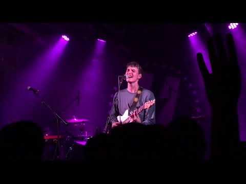 REX ORANGE COUNTY - NO ONE // ALICIA KEYS COVER LIVE 7/30/18