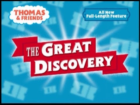 "Thomas and Friends - ""The Great Discovery"" Original US Trailer"