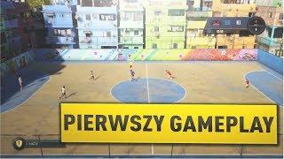 FIFA 18 | PIERWSZY GAMEPLAY FIFA STREET | FIFA 18 THE JOURNEY 2