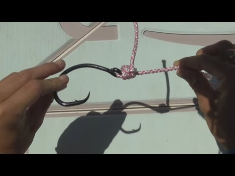 HOW TO tie the Perfect Uni Knot - Easy & Quick Way