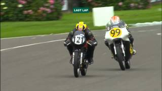 Stunning racing up to finish line on priceless Matchless