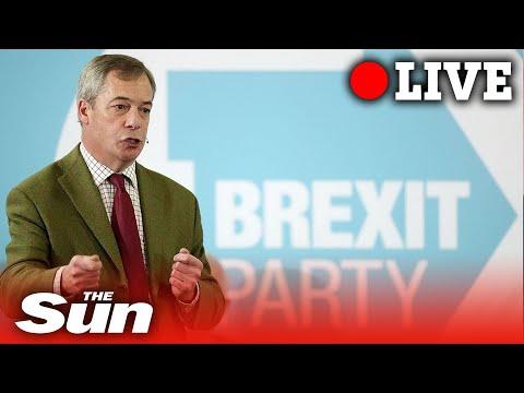 WATCH LIVE: Nigel