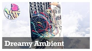 dreamy ambient music w 5u modular synth op 1 ttnm