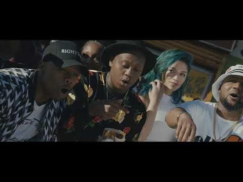 DJ Vigilante (feat. Cassper Nyovest & Carpo) - Ayeye (Official Music Video)