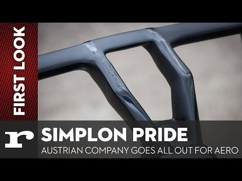Simplon Pride - The Austrian company goes all out for aero