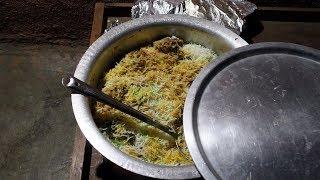 Chicken Dum Biryani Recipe  Home style Chicken Dum Biryani  Less Marinade Time  My First Video