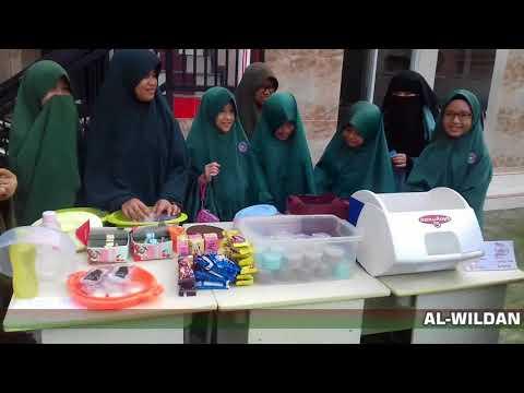 Market day Building Creativity in Commerce Islami in AL-WILDAN INTERNATIONAL ISLAMIC SCHOOL