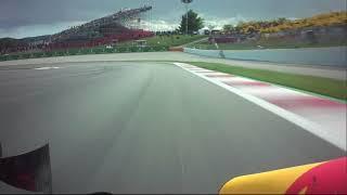 Daniel Ricciardo Onboard Fastest Lap - 1.18.441- 2018 Spanish Grand Prix