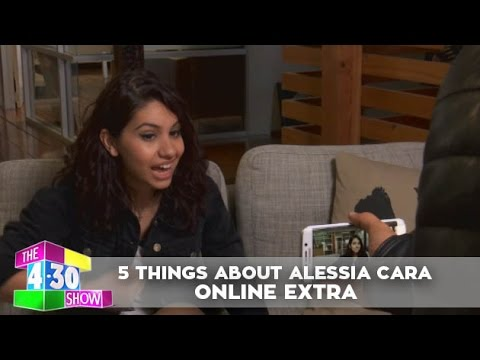 5 Things You Didn't Know About Alessia Cara