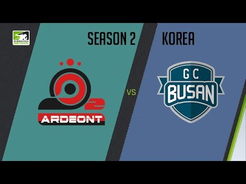 O2 Ardeont vs GC Busan Wave vod