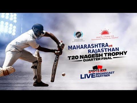 🔴 Live Maharashtra Vs Rajasthan Nagesh Tophy T20 Quater Final   Blind Cricket