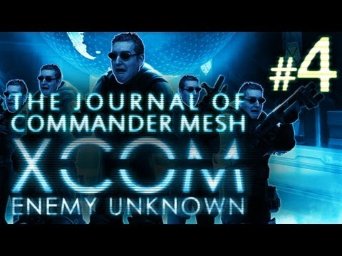 XCOM: A Commander's Journal - Hardware Upgrades - Chapter 4