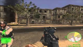 Delta Force: Black Hawk Down - Part 15 - Mogadishu Mile