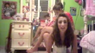 Nadya & Yadira Show - The Making of California Girls (: