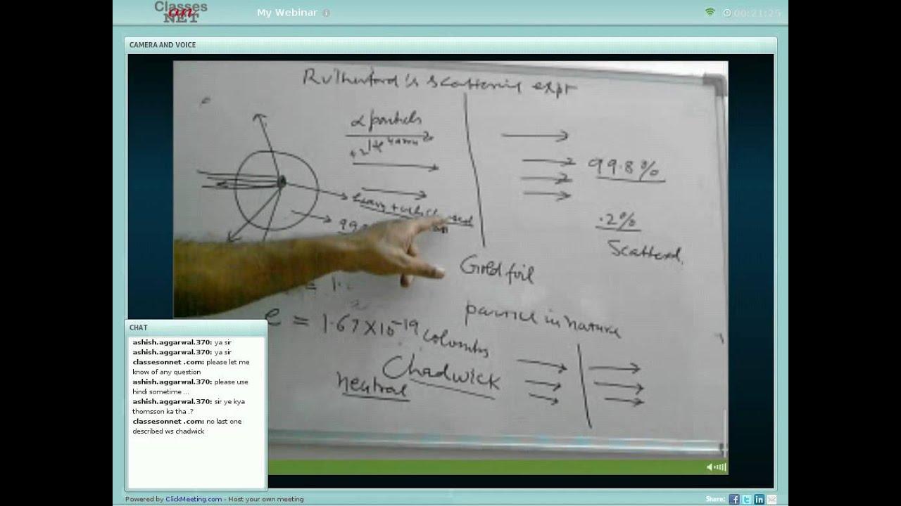 Structure of atom class 11th youtube structure of atom class 11th ccuart Gallery