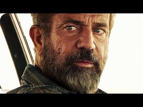 BLOOD FATHER Official Trailer (2016) Mel Gibson Action Thriller Movie HD