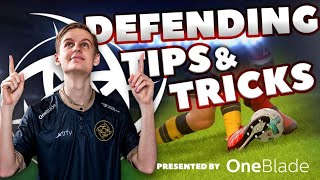 HOW TO PLAY DEFENSE IN FIFA - Presented by OneBlade
