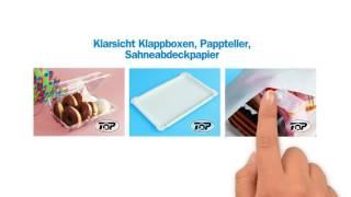 Praktische Lösungen im Bäckerei- & Konditoreibedarf bei Pro DP Verpackungen bzw. Pack4Food24.de   Pro DP Ronneburg