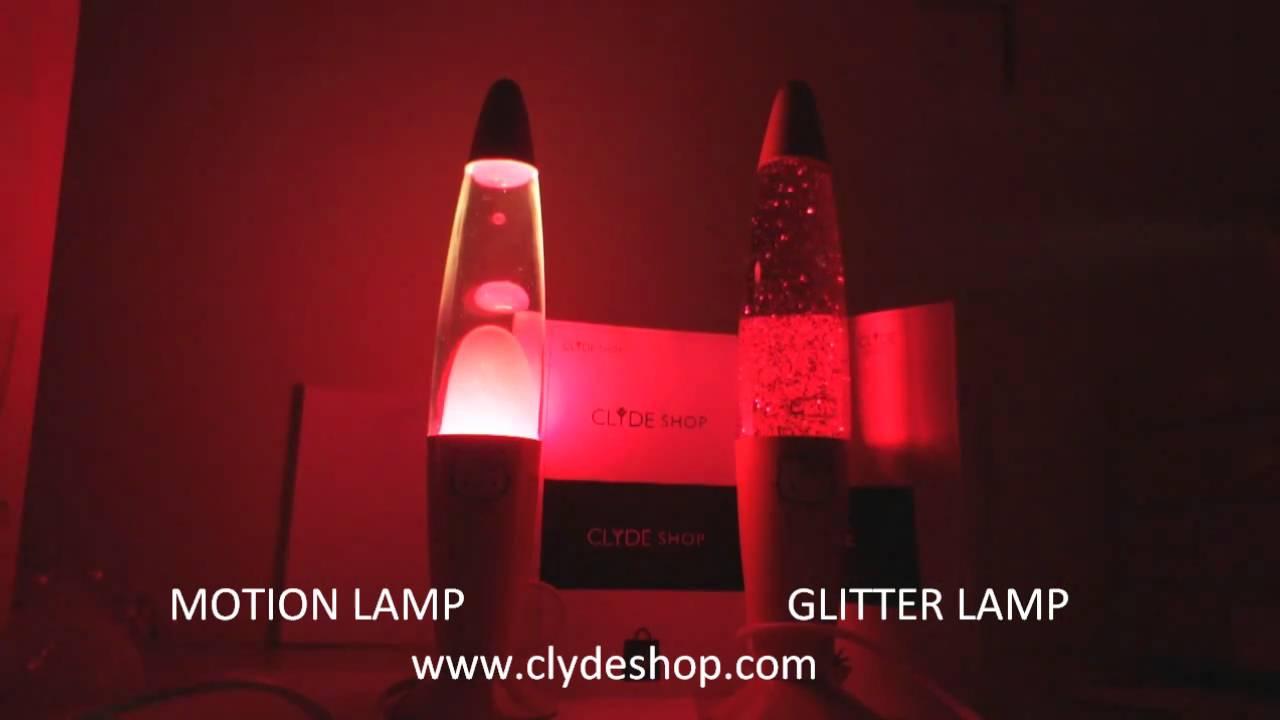 DEMO Of HELLO KITTY LAVA MOTION U0026 GLITTER LAMP