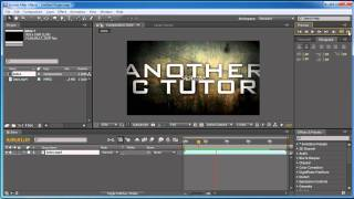 Tutorial After Effects pentru incepatori.