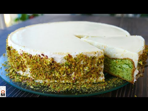 """ЗЕЛЕНЫЙ ТОРТ""  Приготовьте - не пожалеете!   Green Cake"