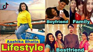Aashika Bhatia Lifestyle 2020 || Tik Tok Queen Aashika Bhatia Biography || Boyfriend, Income, Family