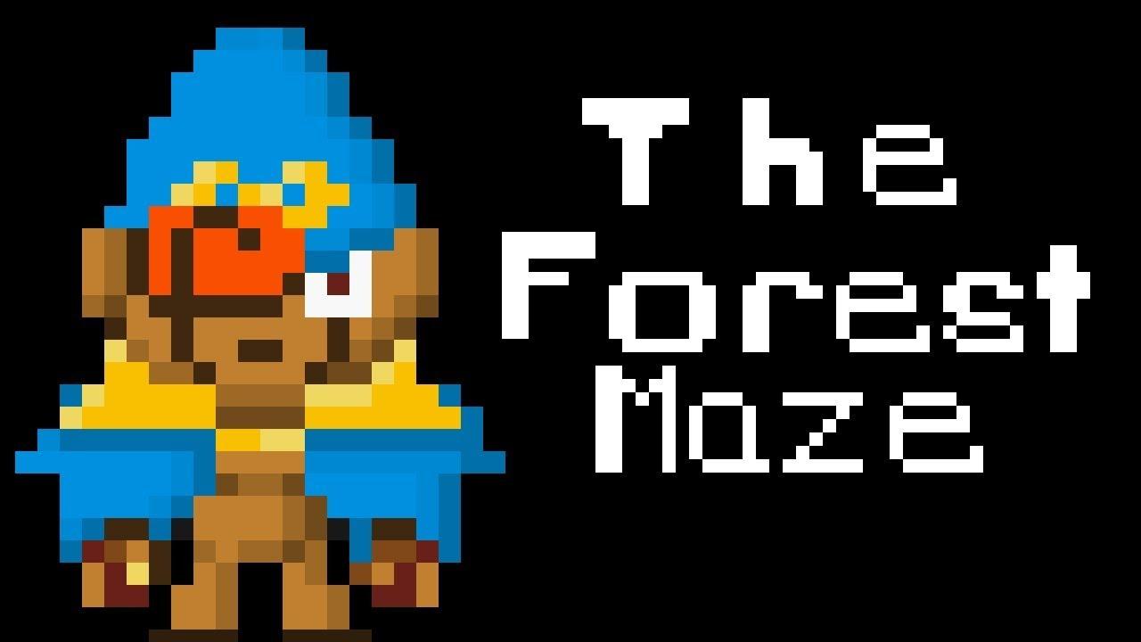 The Forest Maze 8 Bit remake (VRC6)-Super Mario RPG