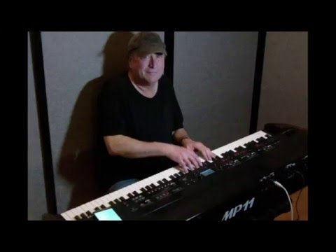 Imagine (John Lennon) - MIDI file of piano performance - best for learning with Synthesia software.