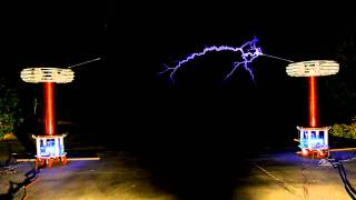 House of The Rising Sun - Musical Tesla Coils thumbnail