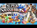 Going To Be Playing More Super Smash Bros | I Love Ryu (Street Fighter)