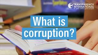 What is #corruption? | Transparency International