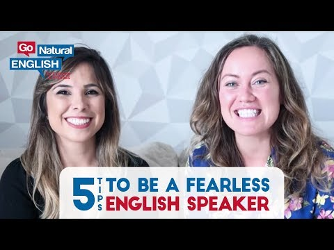 5 Ways to Overcome FEAR of Speaking English with Natives Feat. English in Brazil
