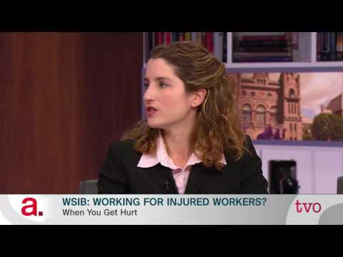 WSIB: Working For Injured Workers?