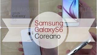 Samsung Galaxy S6 Coreano