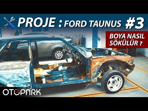 Proje: Ford Taunus   Bölüm #3   Kaportanın gerçek durumu !?