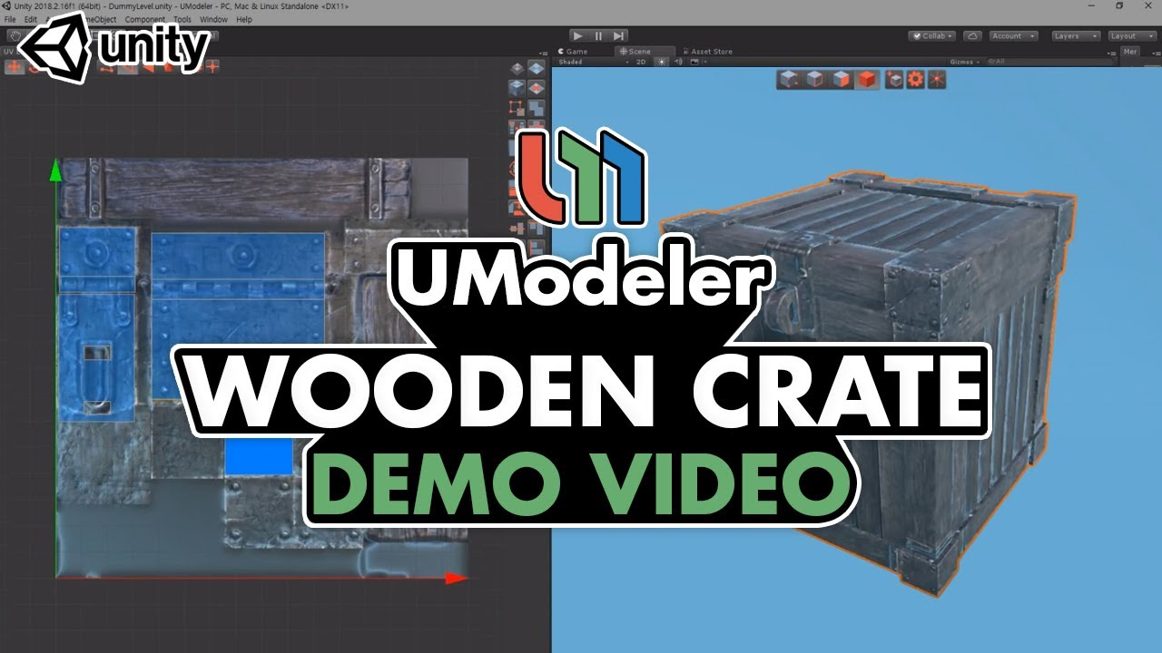 Wooden Crate Tutorial