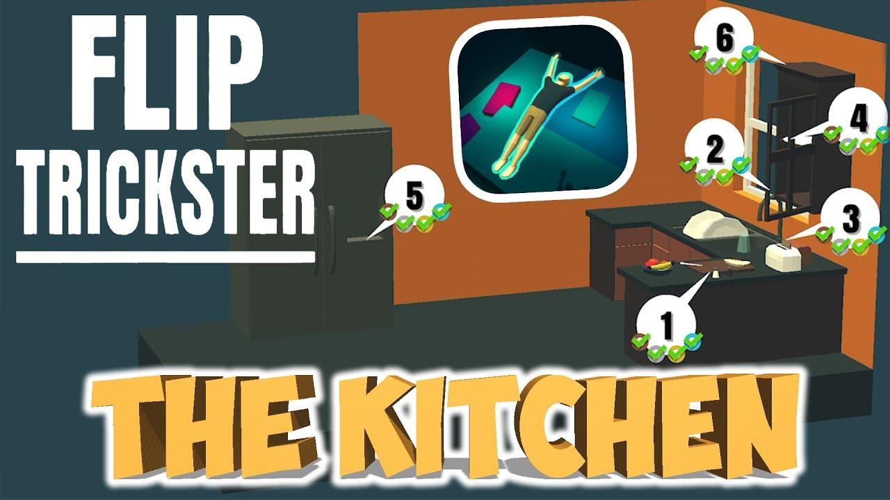 fe2f06034 FLIP TRICKSTER THE KITCHEN ALL GOALS (iOS