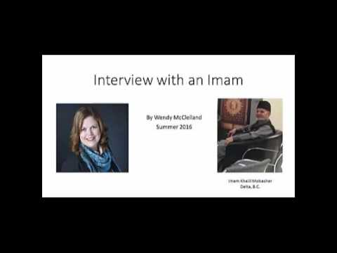 Interview with Ahmadiyya Imam in Canada - June 2016