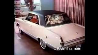 1966 Plymouth Valiant Signet Coupe commercial