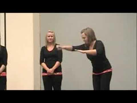 Signen 4 Him Sign Language Group National FAF 2008