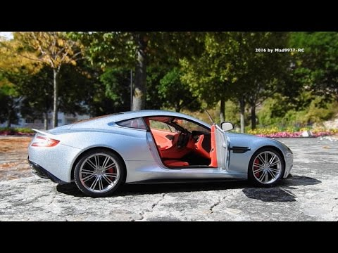 Aston Martin 2012   Vanquish   007   Skyfall