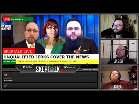 Skeptalk Live EP: 13 - Illuminawesome