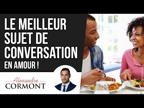 sujet de discussion de couple