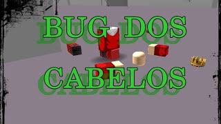 ROBLOX-messing with the hair Bug! With Twome333