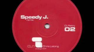 Chris Liebing - Analogon (Speedy J Remix)