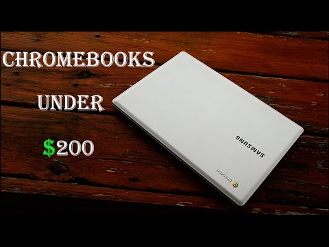 What Are Chromebooks For?  | Best Cheap Laptops Under 200 Dollars