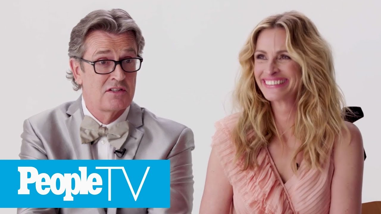 Rupert Everett On His Role In 'My Best Friend's Wedding' | PeopleTV