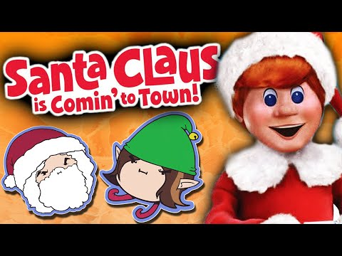 Santa Claus is Comin' to Town! - Game Grumps
